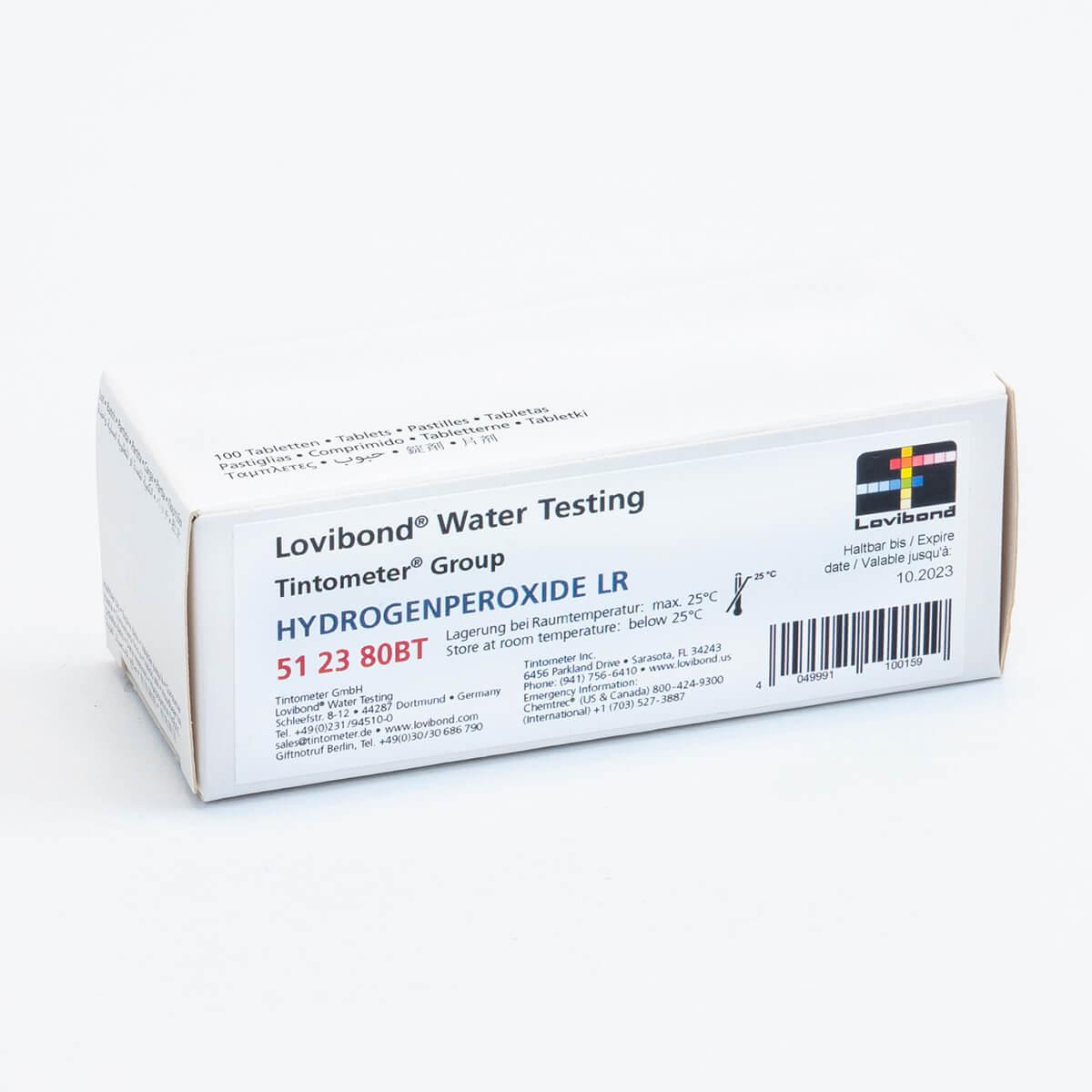 Hydrogen Peroxide LR